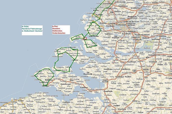 Strand Karte Zeeland.Ferienhaus Stellendam Urlaub In Sudholland Ferienhaus